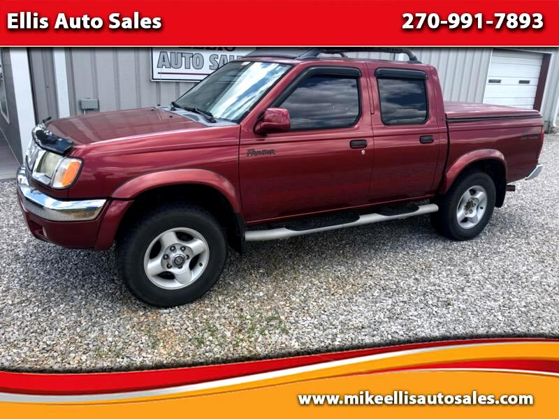 2000 Nissan Frontier XE Crew Cab 4WD