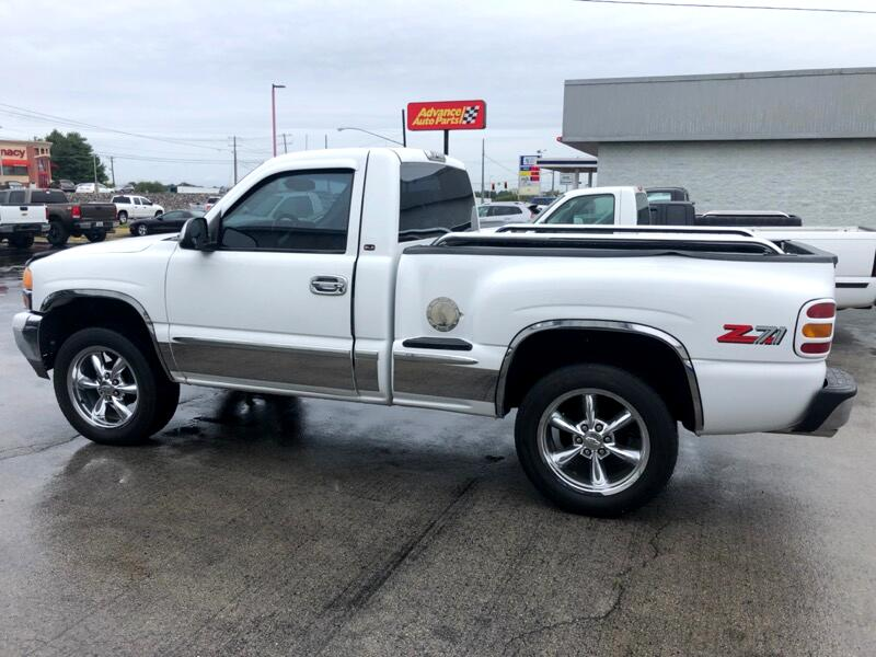 GMC Sierra 1500 SLE Short Box 4WD 1999