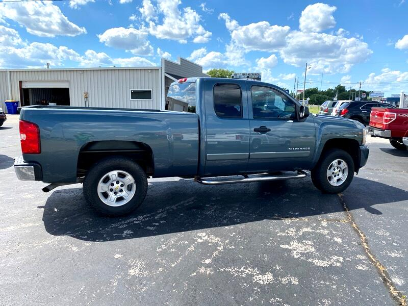 Chevrolet Silverado 1500 LT2 Ext. Cab Short Box 4WD 2008