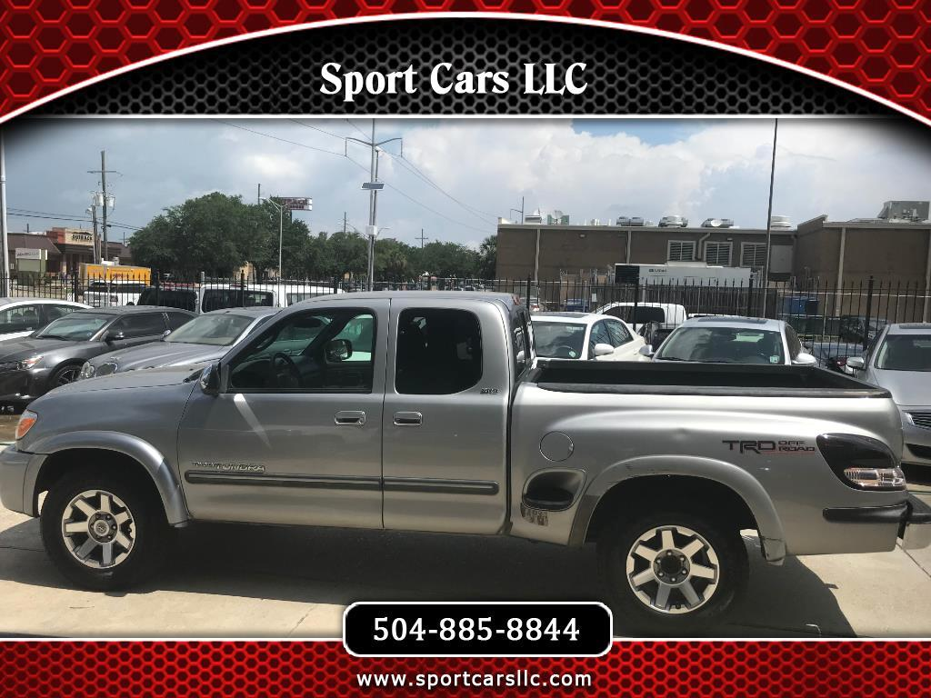 2005 Toyota Tundra SR5 Stepside Access Cab 2WD