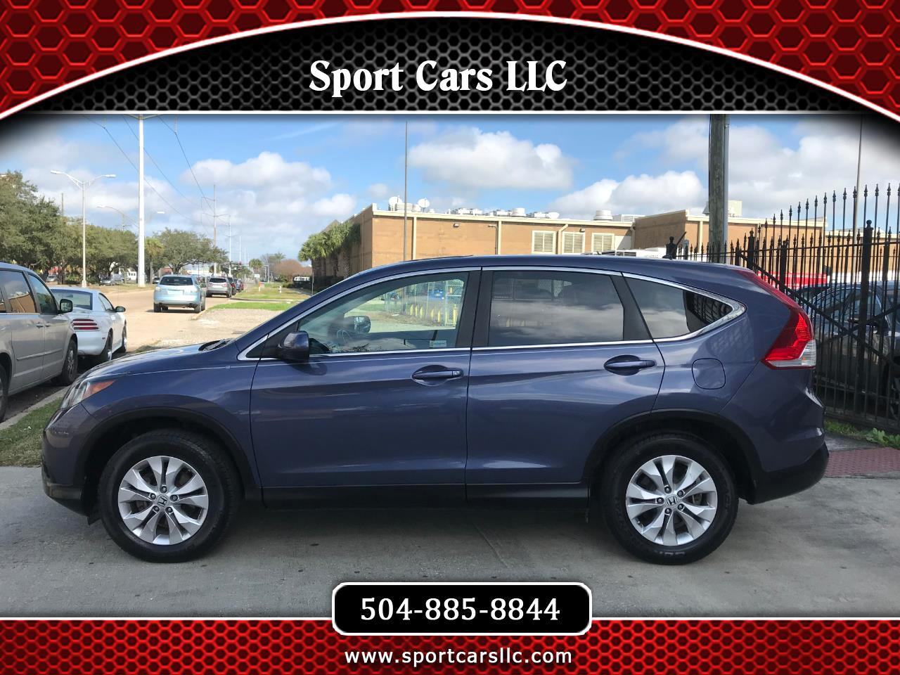 2013 Honda CR-V EX 2WD 5-Speed AT