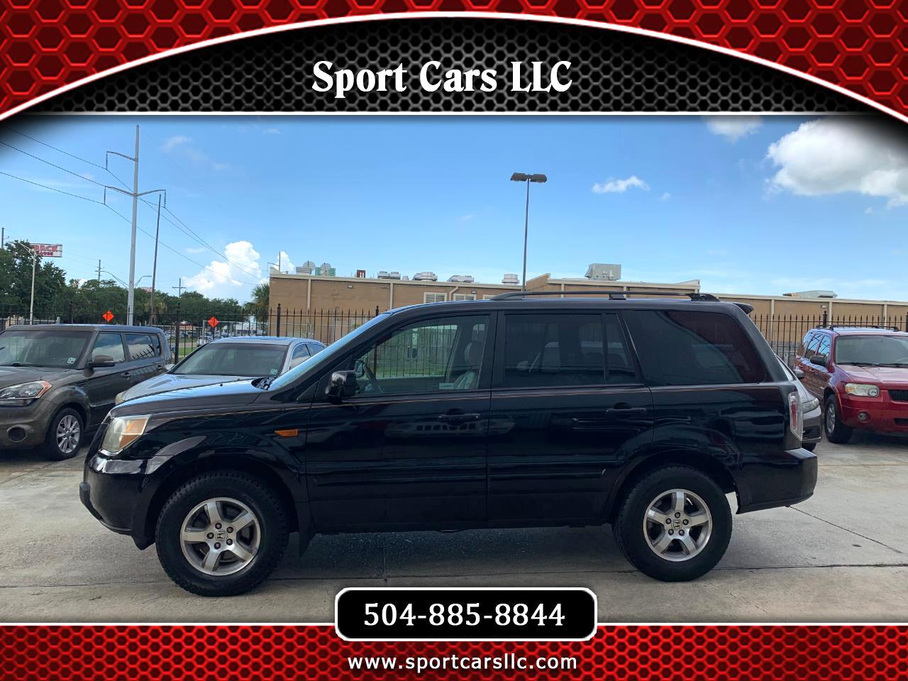 2006 Honda Pilot EX w/Leather and Navigation