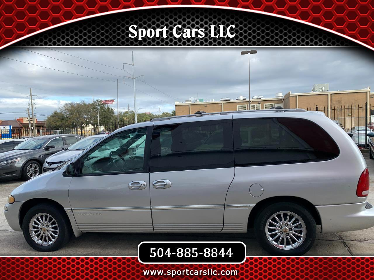Chrysler Town & Country Limited 2000