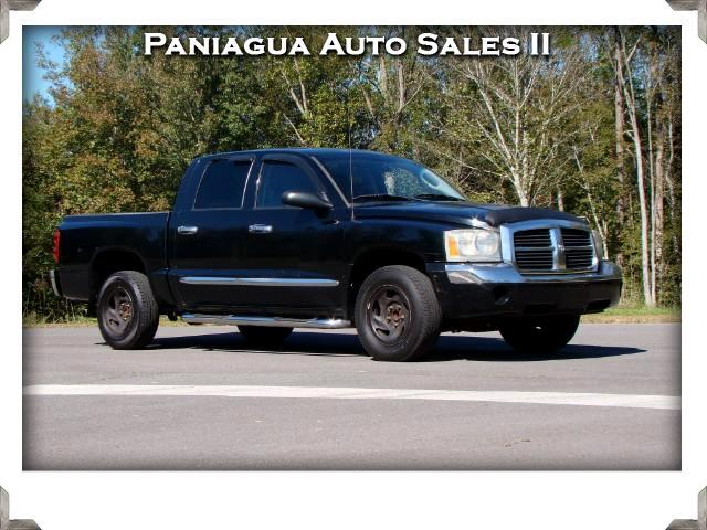 2006 Dodge Dakota Laramie Quad Cab 2WD