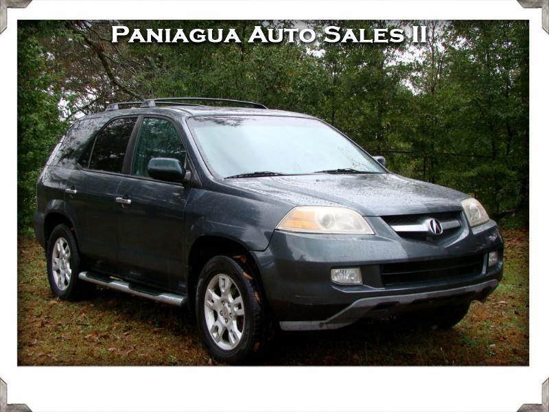 2004 Acura MDX 4dr SUV AT