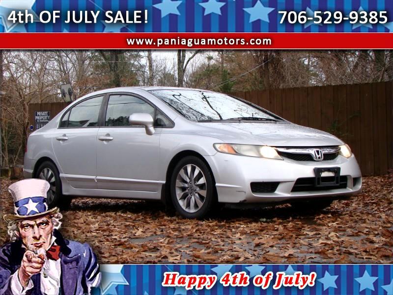 2009 Honda Civic EX sedan AT