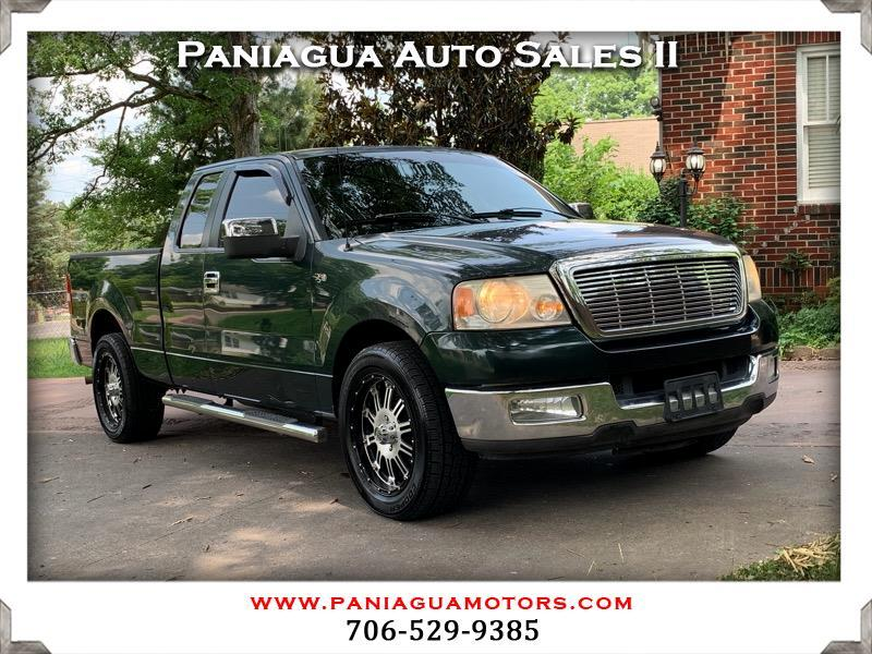 2005 Ford F-150 XLT SuperCab 5.5-ft Box 2WD