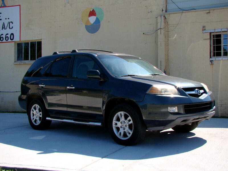 Acura MDX 4dr SUV AT Touring 2004
