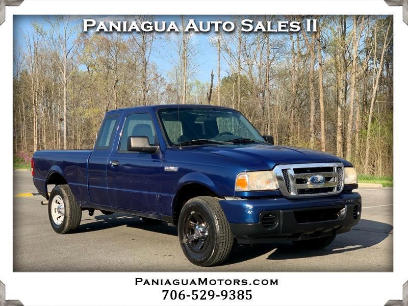 """Ford Ranger 2dr Supercab 126"""" WB XLT 2008"""