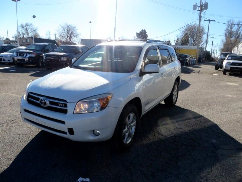 2008 Toyota RAV4 Limited V6 4WD with 3rd Row