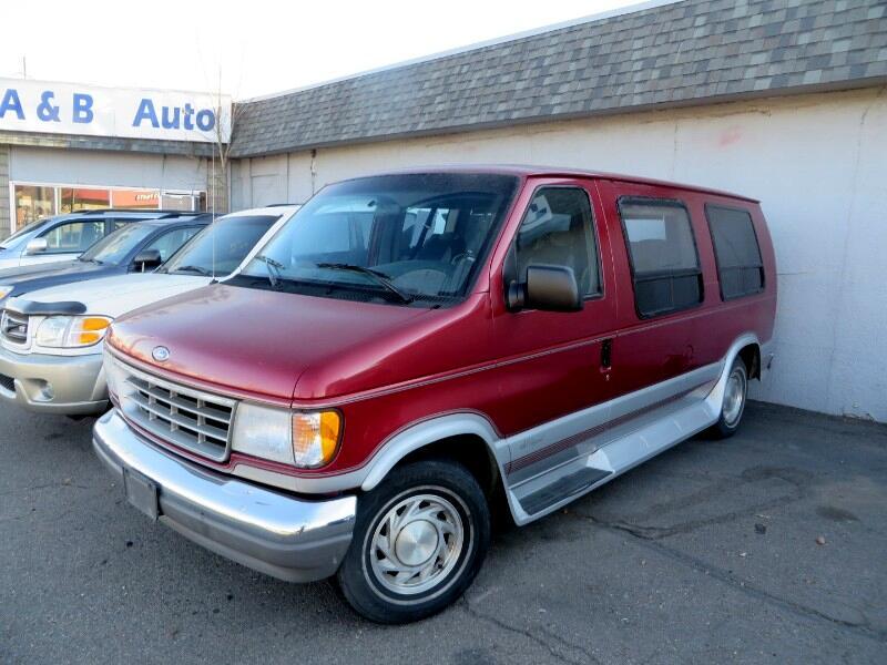 1996 Ford Econoline E150