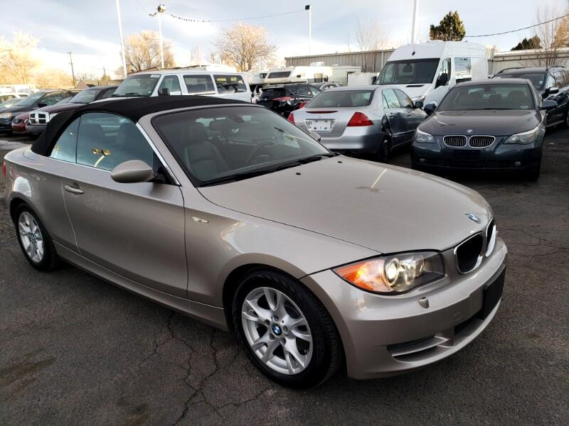 BMW 1-Series 128i Convertible 2008