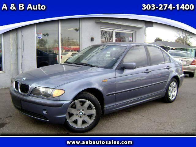 2002 BMW 325 325xi Sedan