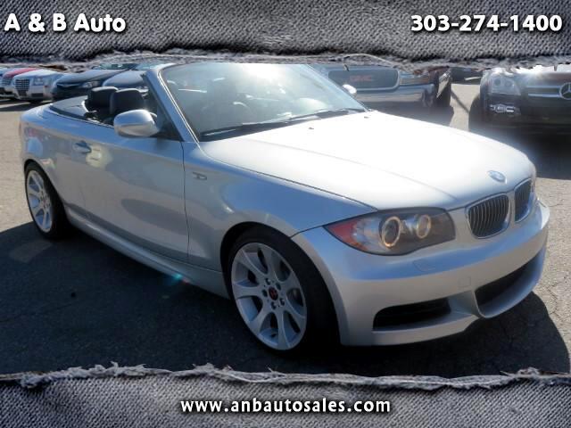 2010 BMW 1-Series 135i Convertible