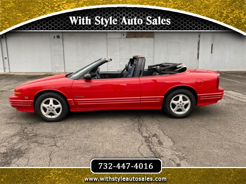 Oldsmobile Cutlass Supreme Convertible 1994