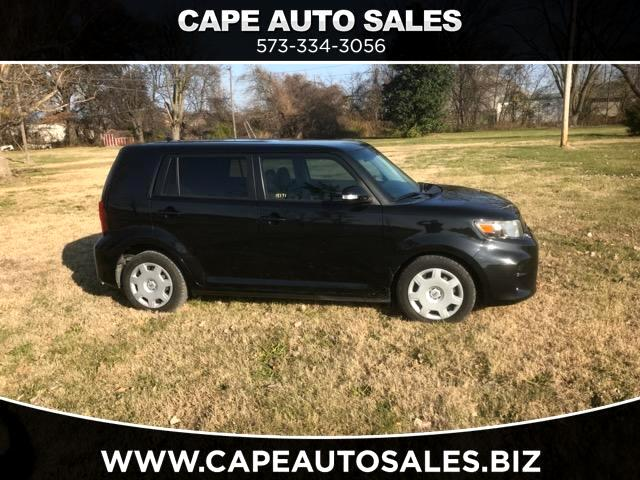 2011 Scion xB 5-Door Wagon 4-Spd AT