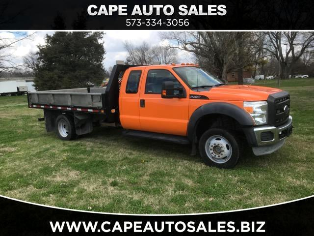 2011 Ford F-550 SuperCab DRW 4WD