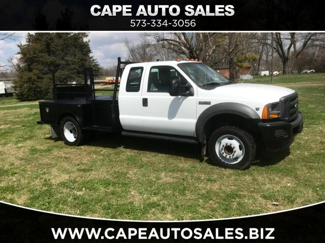 2005 Ford F-450 SD SuperCab 2WD DRW