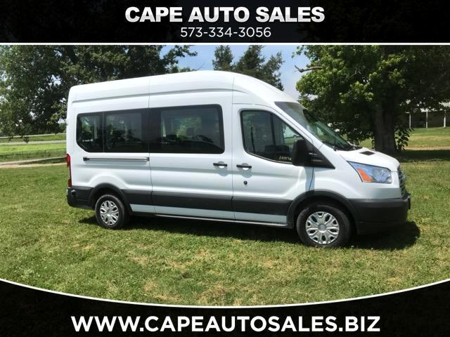 2018 Ford Transit 350 Wagon High Roof XLT w/Sliding Pass. 148-in. WB