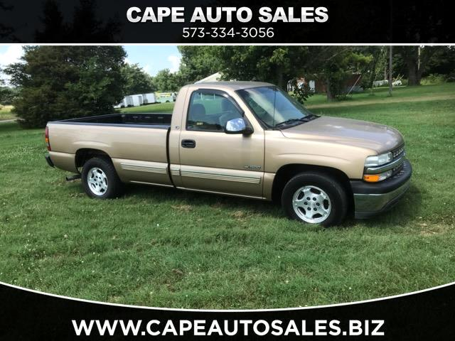 2000 Chevrolet Silverado 1500 LS Reg. Cab Long Bed 2WD