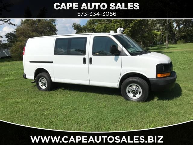 2009 Chevrolet Express 3500 Cargo