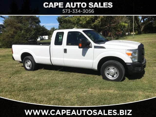 2012 Ford F-250 SD XL SuperCab Long Bed 2WD