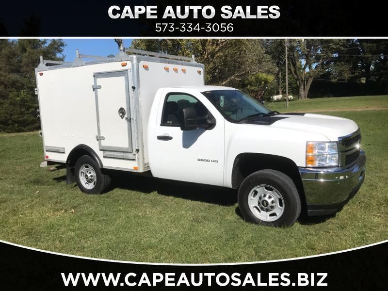 2011 Chevrolet Silverado 2500HD Reg Cab-8' Box Truck