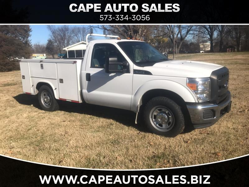 2015 Ford F-350 SD XL 2WD