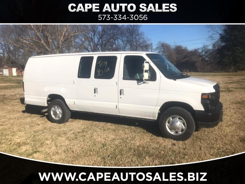 2012 Ford Econoline E-350 Super Duty Extended
