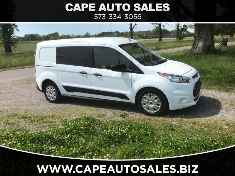 2017 Ford Transit Connect Cargo Van XLT LWB w/Rear Liftgate