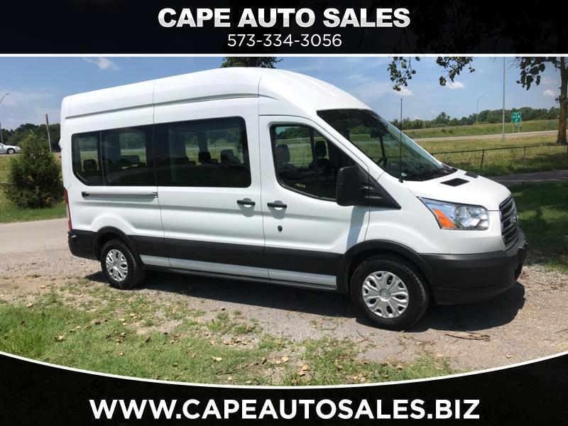 2019 Ford Transit 350 Wagon High Roof XLT w/Sliding Pass. 148-in. WB