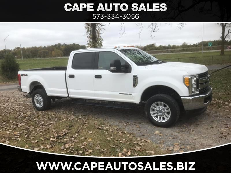2017 Ford F-350 SD XLT Crew Cab Long Bed 4WD