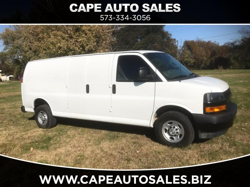 2019 Chevrolet Express 2500 Cargo Extended