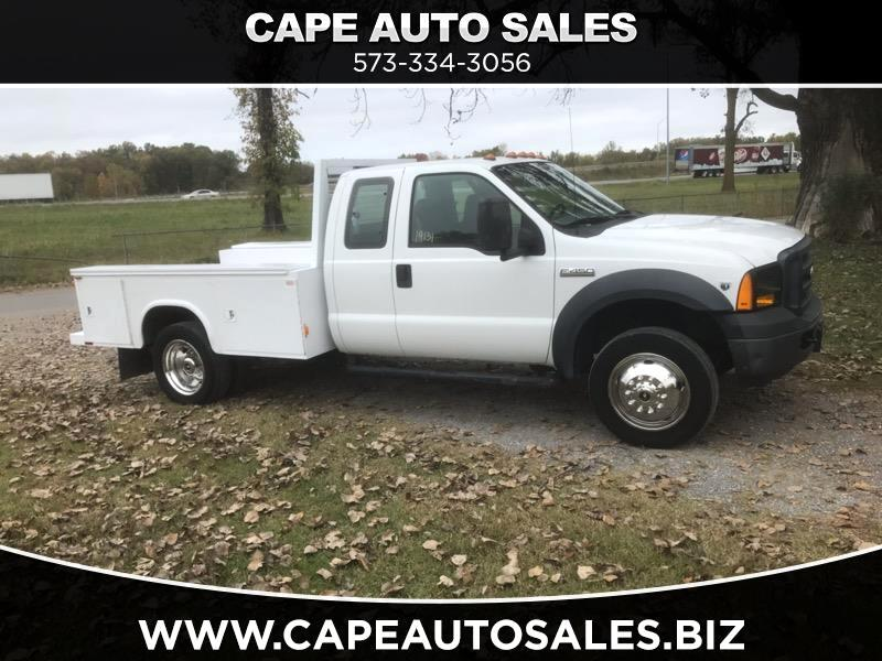 2007 Ford F-450 SD SuperCab 2WD DRW