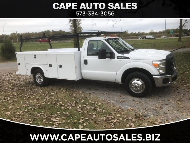2015 Ford F-350 SD XL DRW 2WD