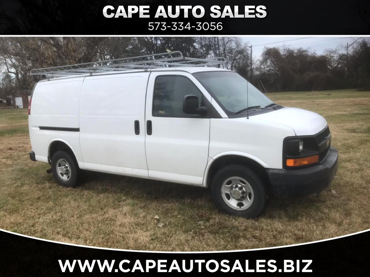 Chevrolet Express 3500 Cargo 2011
