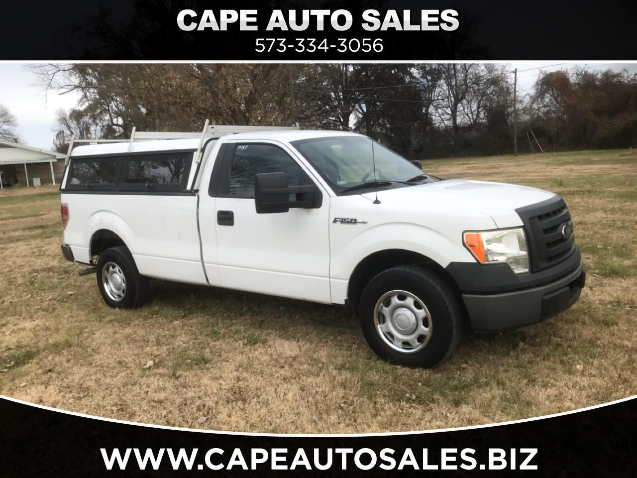 Ford F-150 XL 8-ft. Bed 2WD 2010