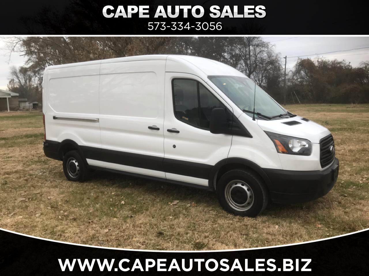 2019 Ford Transit 250 Van Med. Roof w/Sliding Pass. 148-in. WB