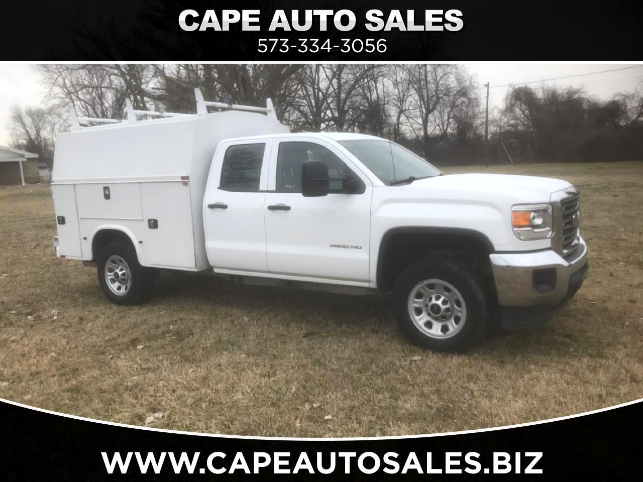 GMC Sierra 3500HD Base Double Cab Long Box 2WD 2015