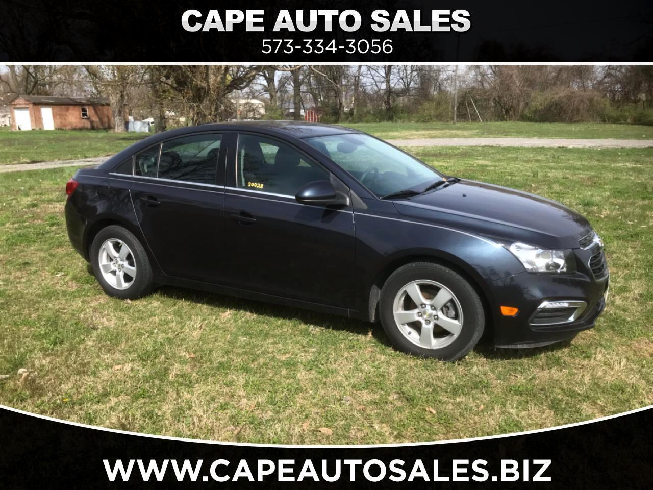 Chevrolet Cruze Limited 1LT Auto 2016