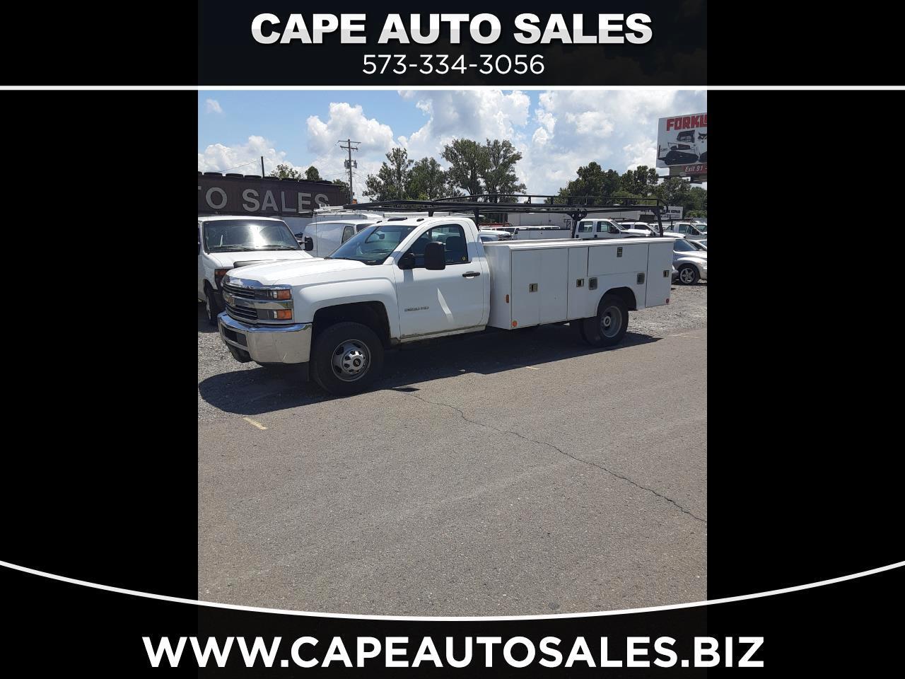 Chevrolet Trucks C30 Dually  2015