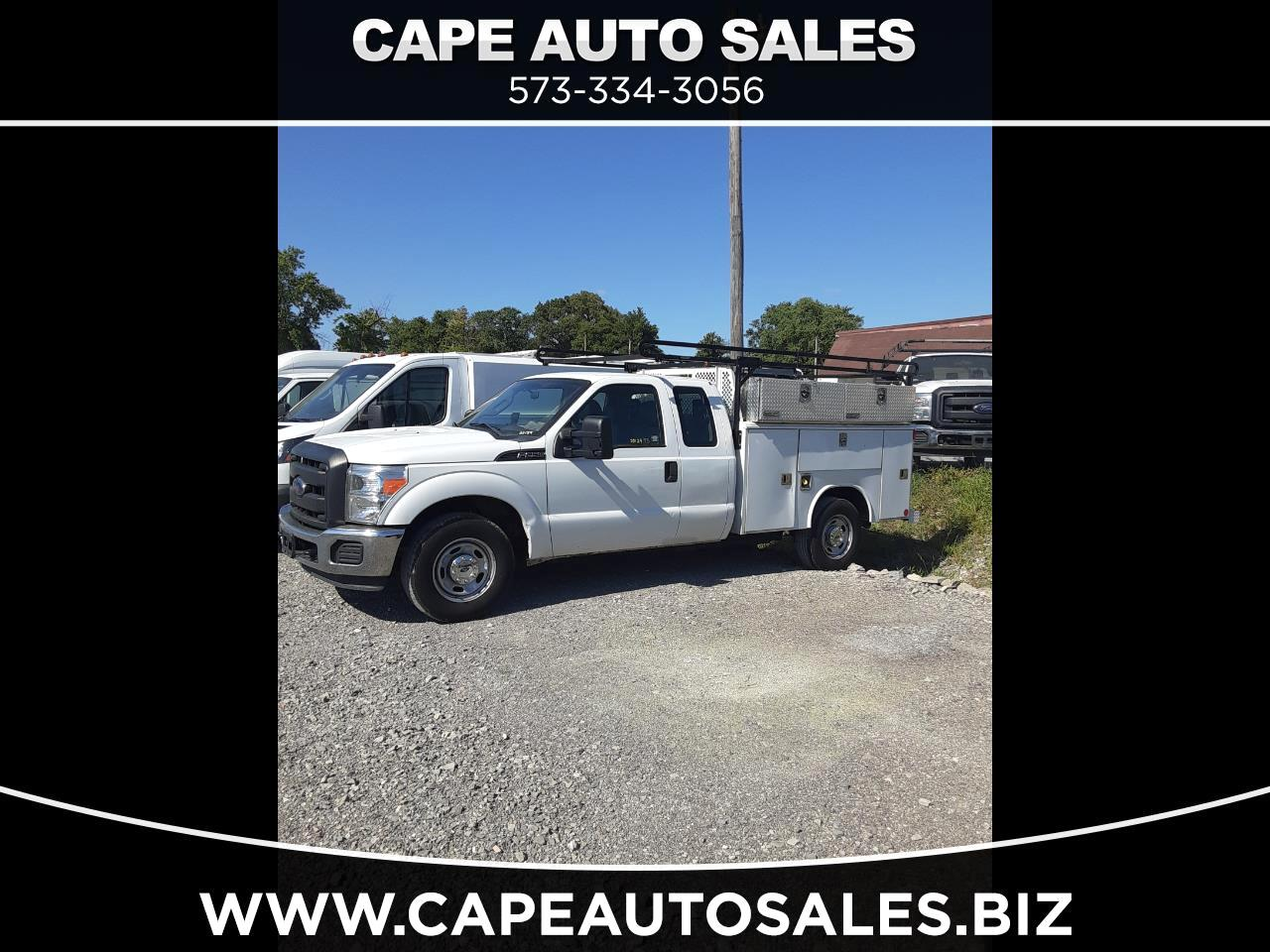 Ford F-250 SD XLT SuperCab Long Bed 2WD 2016