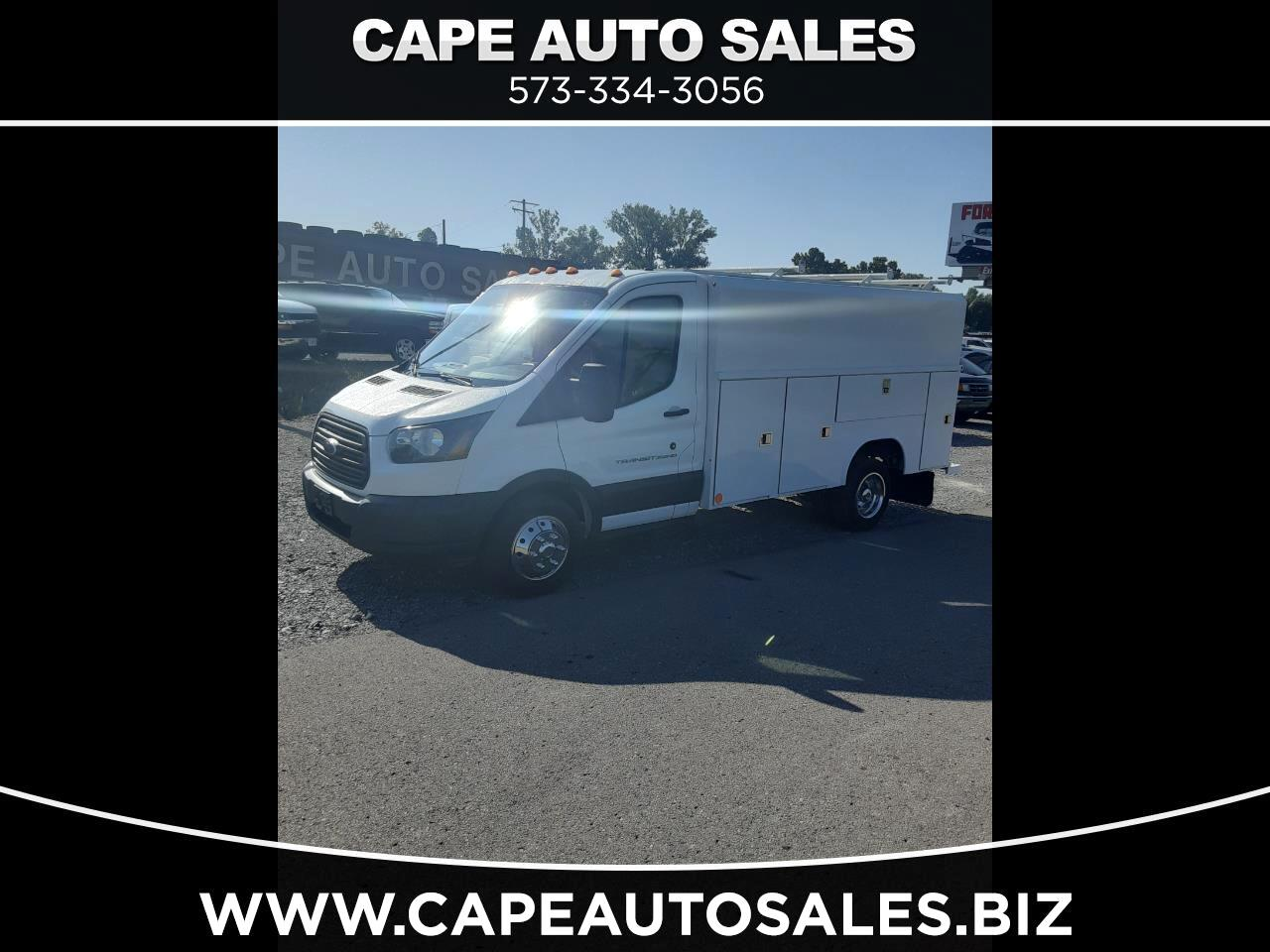 Ford Transit T-350 HD DRW 2016