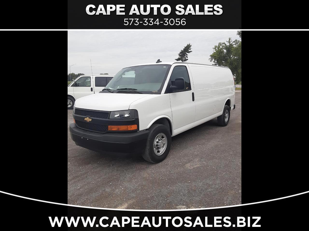 Chevrolet Express 2500 Cargo Extended 2020