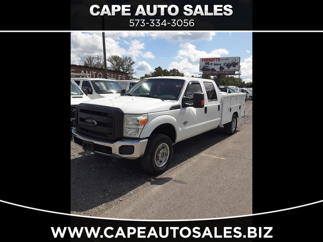 Ford F-250 SD XLT Crew Cab Long Bed 4WD 2012