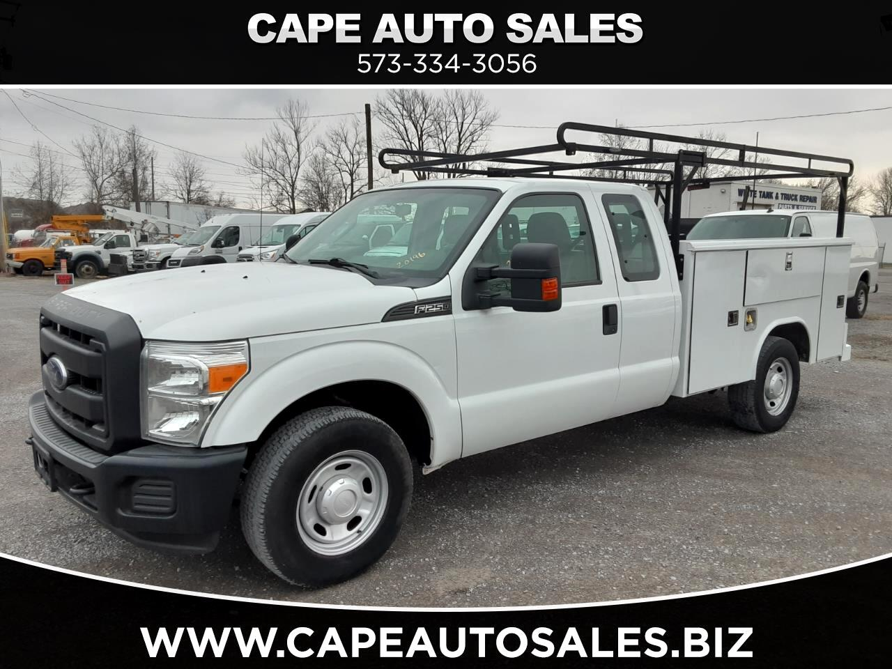 Ford F-250 SD Lariat SuperCab 2WD 2015