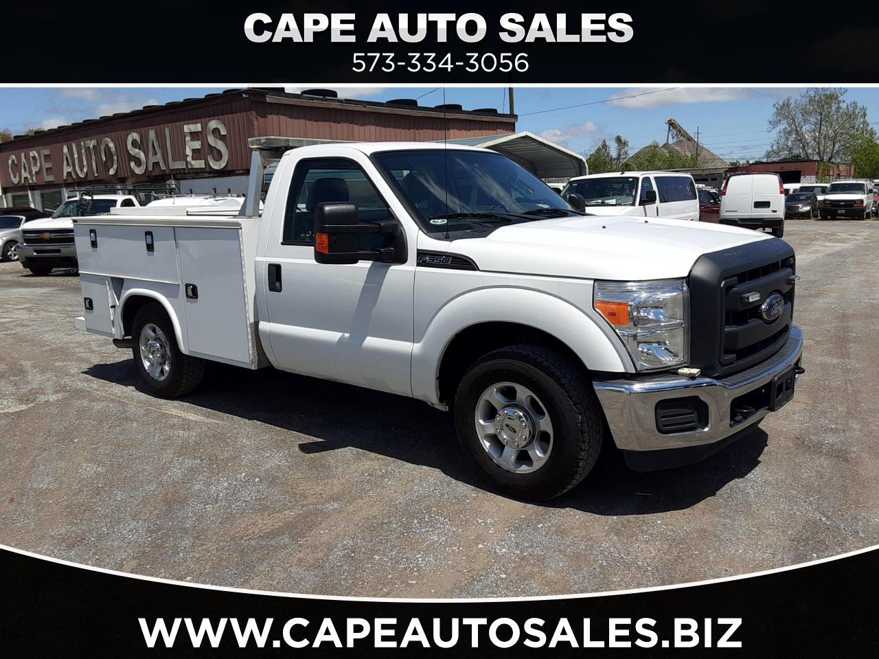 Ford F-350 SD XLT 2WD 2016