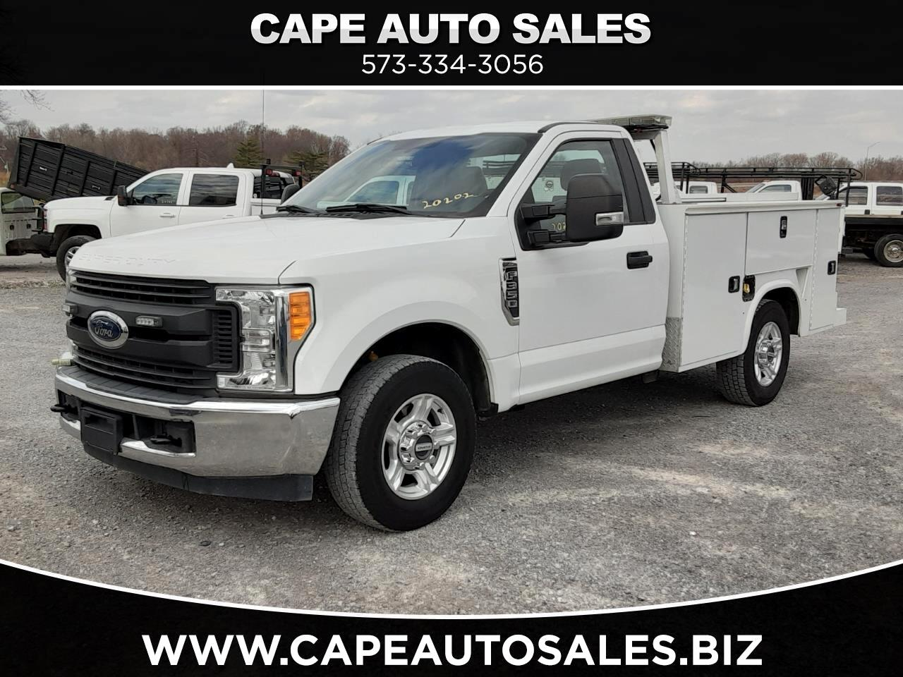 Ford F-350 SD XL Reg. Cab 2WD 2017