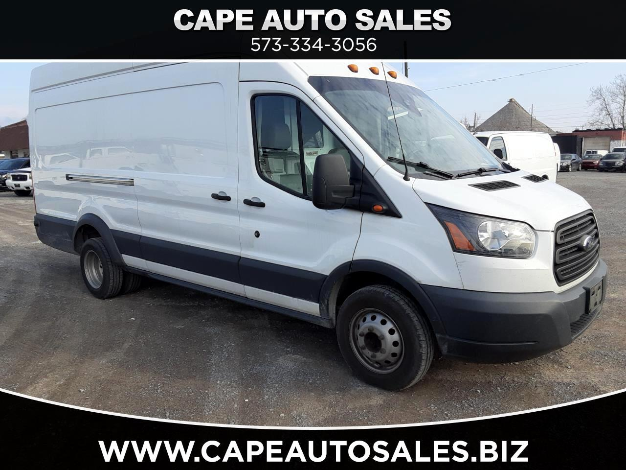 Ford Transit 350 Van HD High Roof w/Pass. Slide 148-in. WB EL 2017
