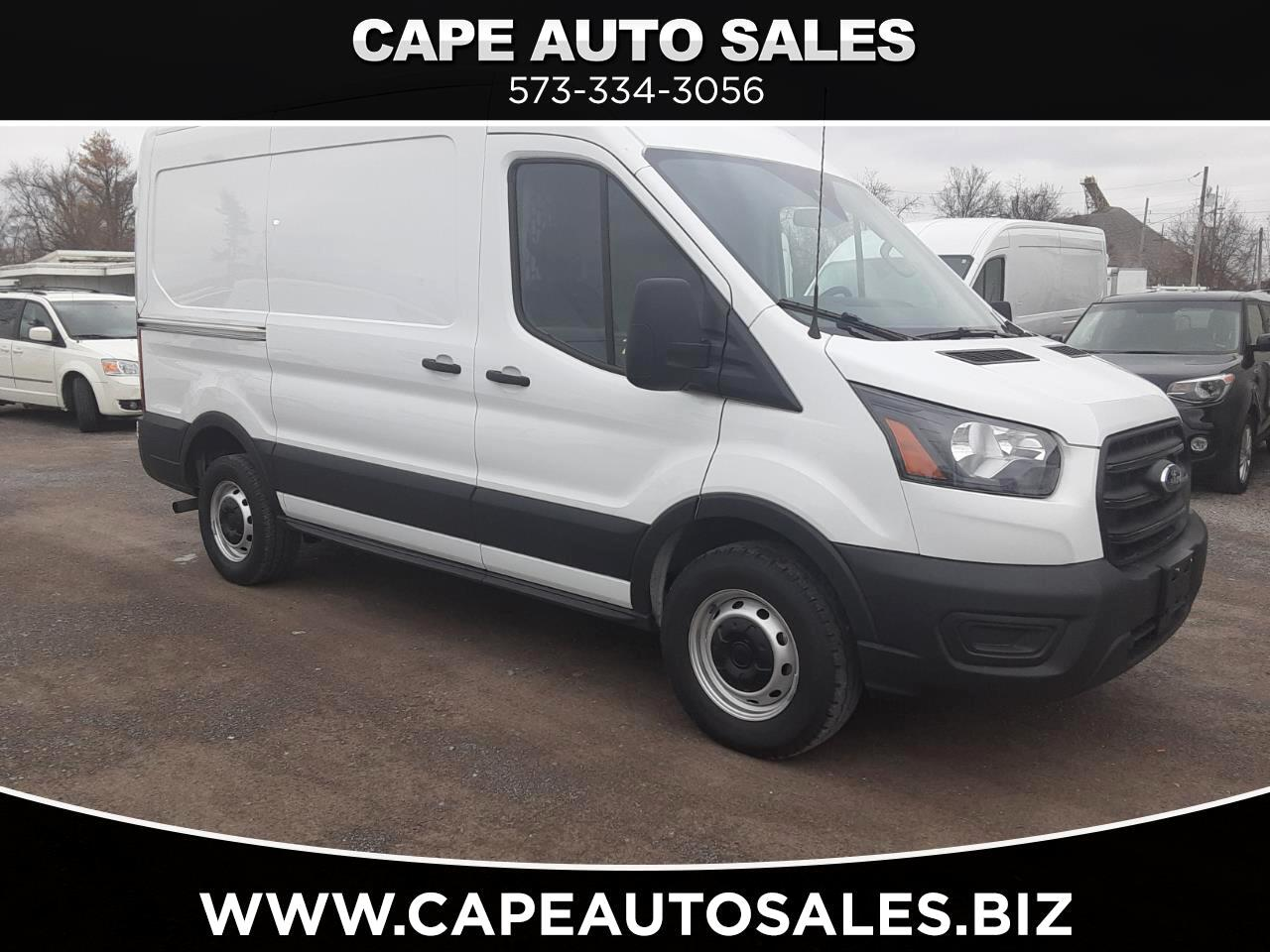 Ford Transit 250 Van Med. Roof w/Sliding Pass. 130-in. WB 2020